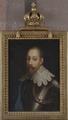 Gustav II Adolf, 1594-1632, kung av Sverige (Ulrica Fredrica Pasch) - Nationalmuseum - 39200.tif