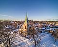 Gustavsbergs kyrka, Rootsi 2016 jaanuar.jpg