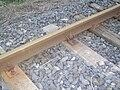 Hódmezővásárhely–Makó-vasútvonal leerősítések.JPG