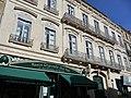 Hôtel de Claris (Montpeller) - Façana - 2.jpg