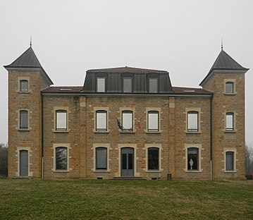 Hôtel de ville de Rillieux-la-Pape