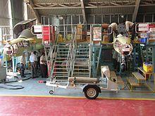 HAL Hawk assembly