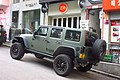 HK 上環 Sheung Wan 荷李活道 Hollywood Road carpark Jeep Wrangler 吉普車 Rubicon ARB October 2018 IX2 04.jpg