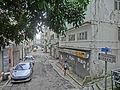 HK 大坑 Tai Hang 安庶庇街 Ormsby Street side back lane view Apr-2014.JPG