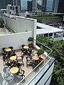 HK Admiralty Citic Tower restaurant Starbucks Coffee terrace Sept-2012.JPG