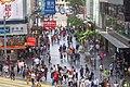 HK CWB 麥當勞大廈 McDonald's Building Restaurant view 百德新街 Paterson Street Sept 2018 IX2 visitors 01.jpg