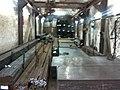 HK Tai Kok Tsui 必發道 Bedford Road sidewalk shop interior iron steel metal materials store warehouse Dec-2012.jpg