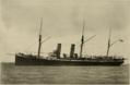 HMS Arethusa (ship, 1887) - Cassier's 1897-08.png