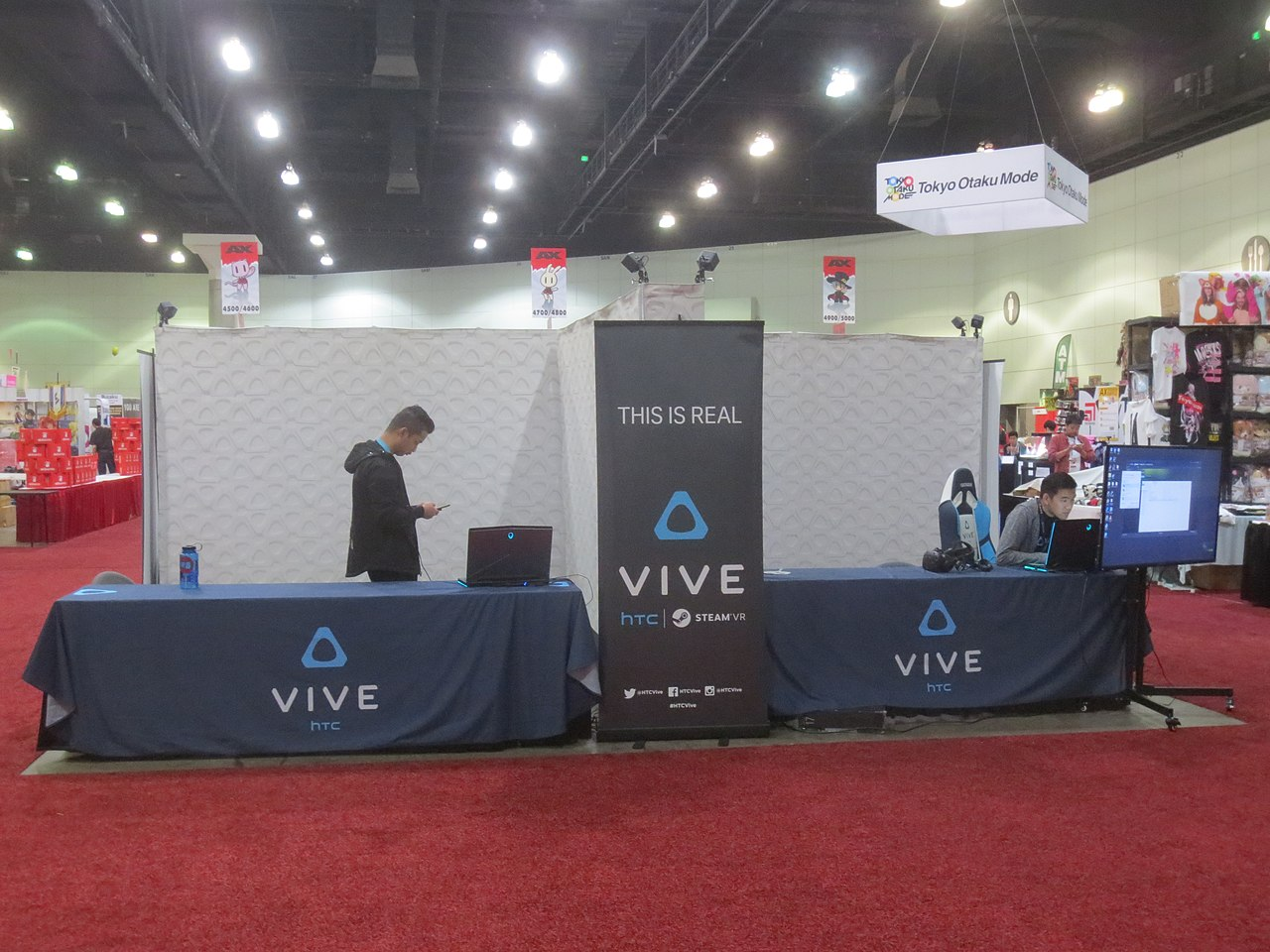 FileHTC Vive Booth Anime Expo 20170703