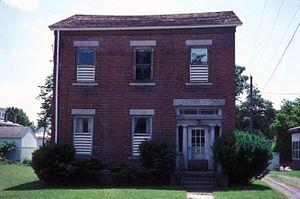 Waterloo, New York (village) - Richard Hunt House