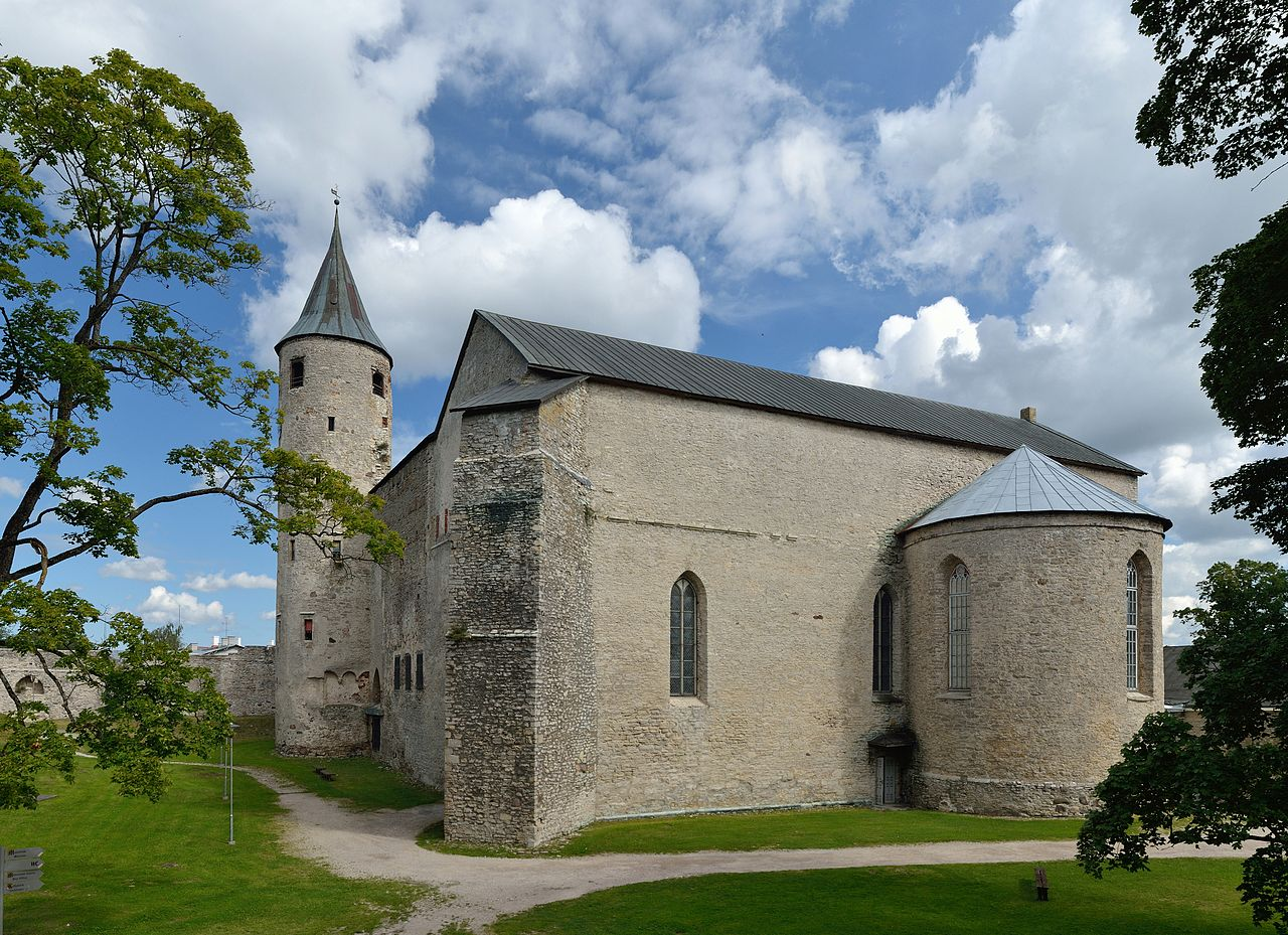 Haapsalu castle church