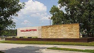 Halliburton - Halliburton headquarters (North Belt Campus) in north Houston