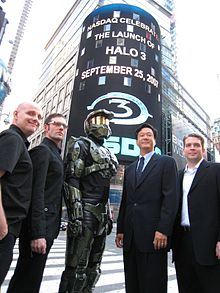 Marketing Of Halo 3 Wikipedia