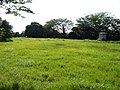 Hamada castle a site of Honmaru.JPG