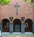 Hamburg Auferstehungskirche Barmbek Eingang.jpg