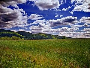 Hamilton Township, Monroe County, Pennsylvania - A Hamilton Township vista
