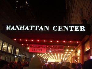 Hammerstein Ballroom - Image: Hammerstein Ballroom