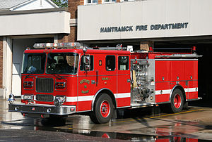 Hamtramck, Michigan - Hamtramck Fire Department