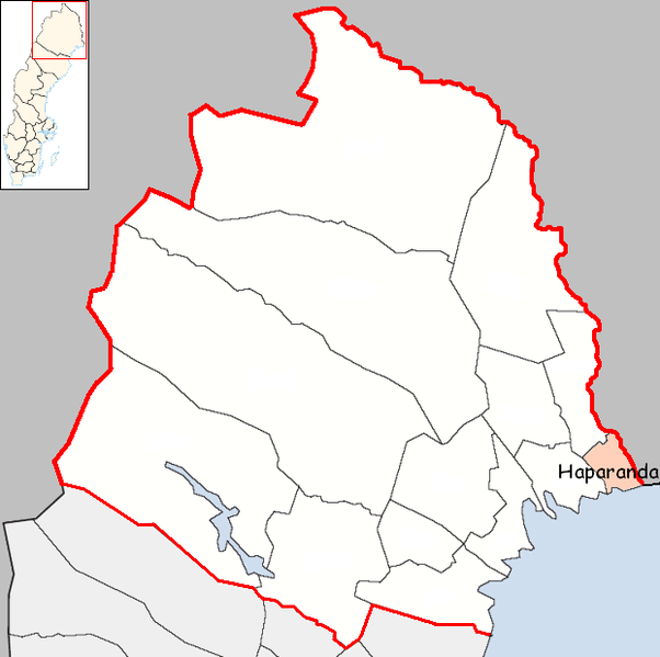 File:Haparanda Municipality in Norrbotten County.png