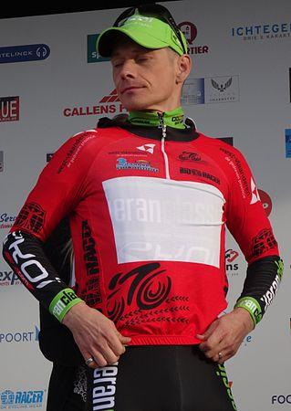 Harelbeke - Driedaagse van West-Vlaanderen, etappe 1, 7 maart 2015, aankomst (B38).JPG