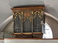Haringsee - Kirche, Orgel.JPG