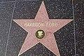 Harrison Ford's Star on Hollywood Blvd.JPG