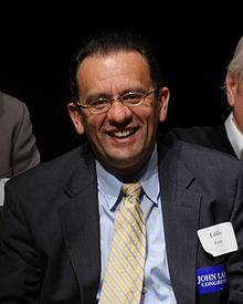 Hartford mayor Eddie Pérez, May 12, 2008.jpg