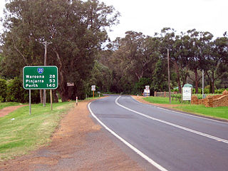 South Western Highway highway in Western Australia