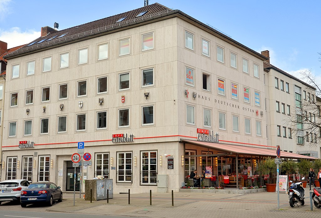 Cafe Extrablatt Hannover Friesenstra Ef Bf Bde