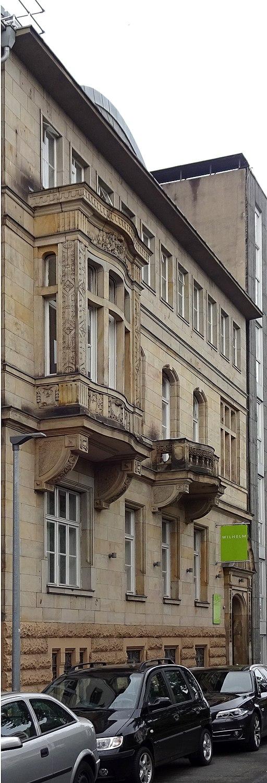 Haus Reichsstraße 43, Düsseldorf-Unterbilk