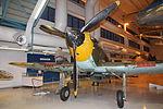 Hawker Hurricane Mk I HC-452 Keski-Suomen ilmailumuseo 01.JPG