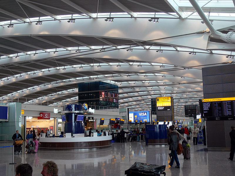 Dos aeroportos de Londres ao centro