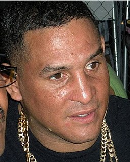 Héctor Camacho Puerto Rican boxer