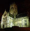 Hedon Church at night time.jpg