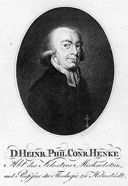 Heinrich Philipp Konrad Henke