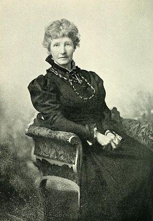 Helen Allingham - Helen Allingham in 1903