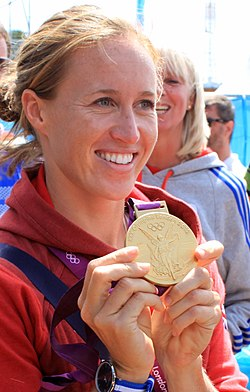 Helen Glover with 2012 Olympic Gold medal (cropped).jpg