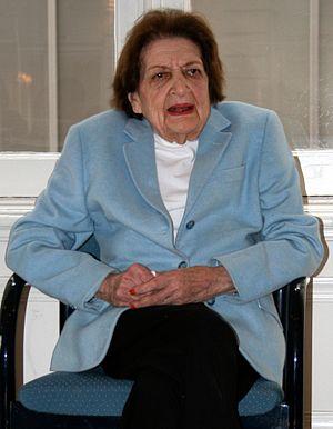 Helen Thomas - Thomas in February 2009