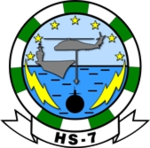 Helicopter Antisubmarine Squadron 7 (US Navy) patch.png