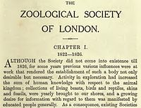 Henry Scherren Zoological Society of London, Cassell 1905 start.jpg