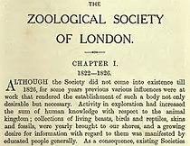 Henry Scherren Zoological Society of London, Cassell 1905 start.jpg