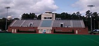 North Carolina Tar Heels field hockey - Francis E. Henry Stadium in August 2014