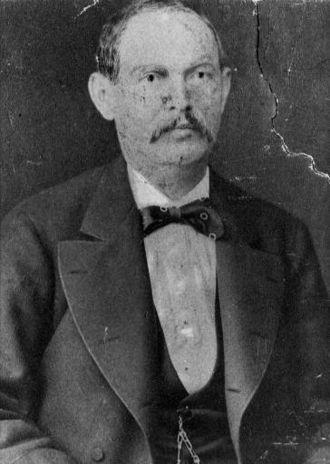 Death of Henry H. Bliss - Henry Bliss, 1873