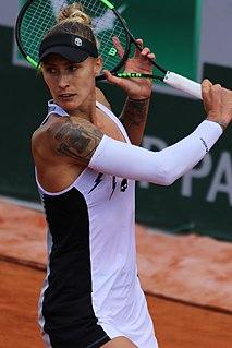 Polona Hercog Slovenian tennis player