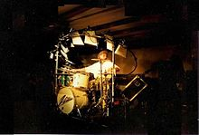 Sänger / Schlagzeuger Herman van Boeyen