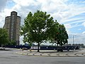 Heron Quays Roundabout, Canary Wharf - geograph.org.uk - 440757.jpg