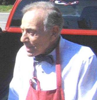 Herschell Gordon Lewis - Lewis in 2003