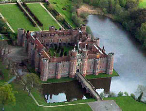 Herstmonceux Castle - Herstmonceux Castle