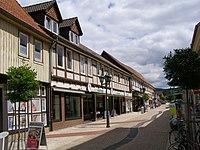 Herzberg am Harz Hauptstrasse domy 2.jpg