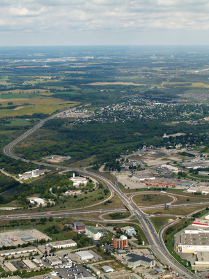 Ontario Highway 24 - Hespeler Road was constructed as a bypass for Highway 24, only to be transferred to the Region of Waterloo in 1998